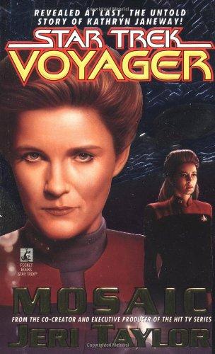 9780671563127: Mosaic (Star Trek Voyager)
