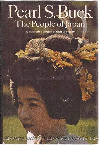 9780671565404: The People of Japan