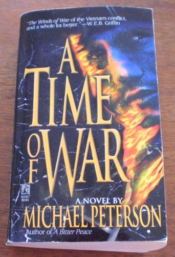 9780671567873: A Time of War
