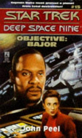 9780671568115: Objective: Bajor (Star Trek: Deep Space Nine)