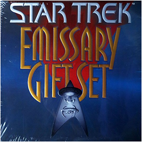 9780671568122: Star Trek Emissary Gift Set Windows