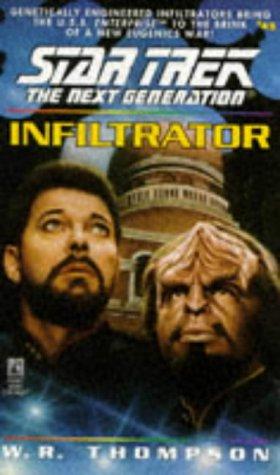 9780671568313: Infiltrator (Star Trek: The Next Generation, Book 42)
