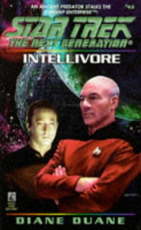 Intellivore (Star Trek: The Next Generation, No. 45)