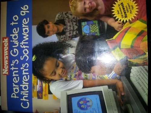 Parents Guide to Children's Software 96: Schuster, Simon &