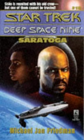 9780671568979: Saratoga (Star Trek Deep Space Nine, No 18)
