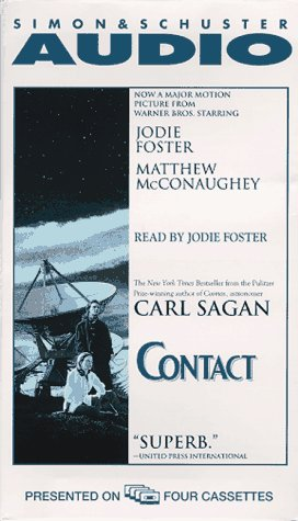 Contact (Movie Tie-in) Cassette (0671570439) by Carl Sagan