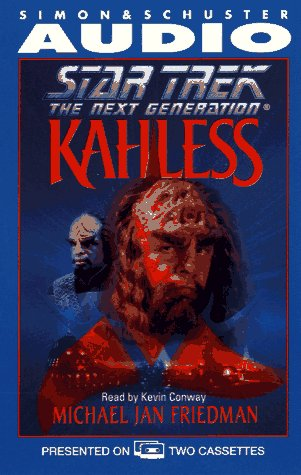 9780671570682: STAR TREK THE NEXT GENERATION KAHLESS