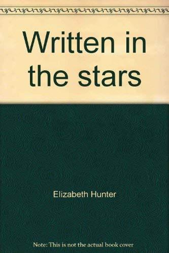 9780671570910: Written in the stars (Silhouette romance)