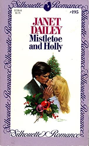 9780671571955: Mistletoe and Holly