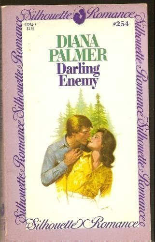 9780671572549: Darling Enemy (Silhoutte Romance, 254)