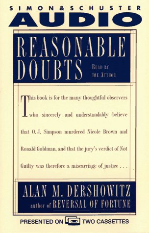 9780671573003: Reasonable Doubts
