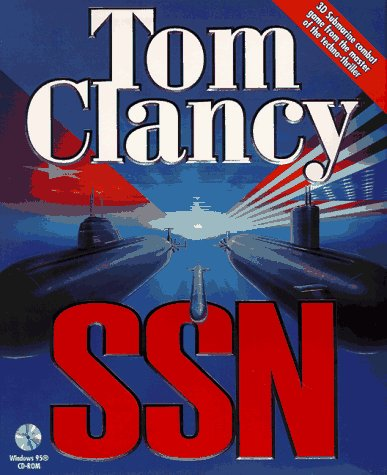 9780671574178: Tom Clancys Ssn Win 95