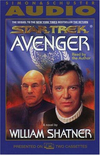 STAR TREK: AVENGER CASSETTE (Star Trek: All): Shatner, William; Reeves-Stevens, Gar
