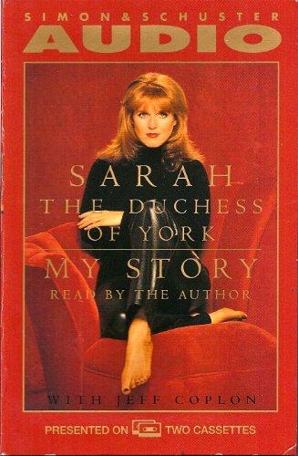 9780671575281: My Story: Sarah the Duchess of York