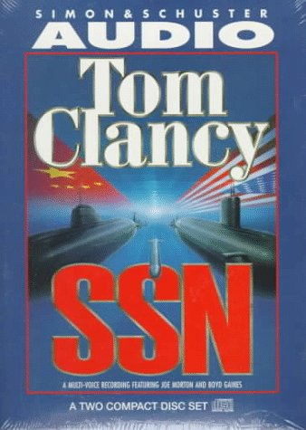 Tom Clancy SSN (0671576119) by Clancy, Tom
