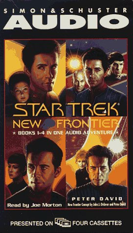 9780671576257: Star Trek New Frontier: Books 1-4