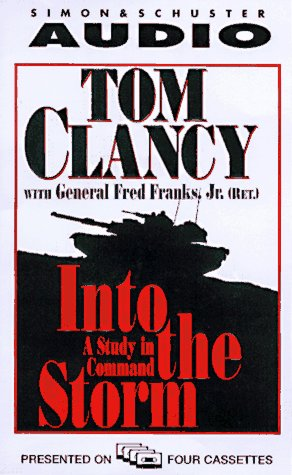 Into the Storm - a Study in: Clancy, Tom -