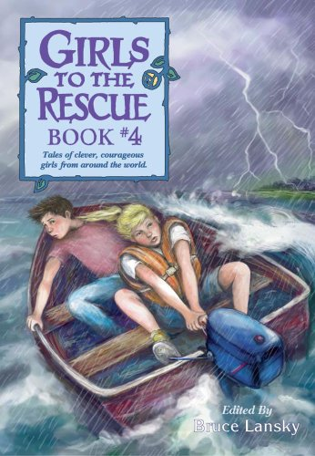 9780671577032: Girls to the Rescue Book 4