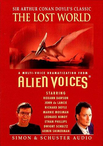 9780671577209: Alien Voices: Lost World