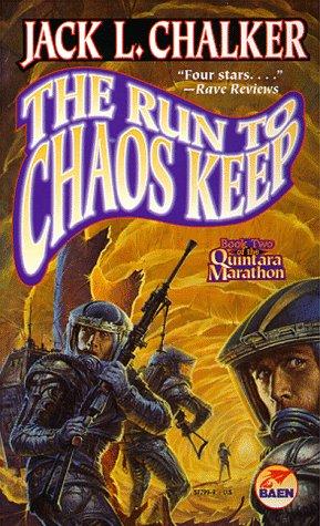9780671577995: The Run To Chaos Keep (The Quintara Marathon , No 2)