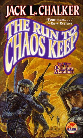 9780671577995: The Run To Chaos Keep (The Quintara Marathon , No 2)