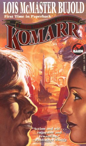 Komarr (Miles Vorkosigan Adventures): Bujold, Lois McMaster