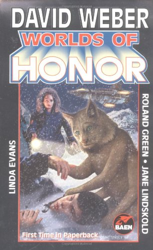 9780671578558: Worlds Of Honor (Honorverse)