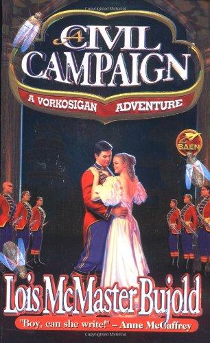 9780671578855: A Civil Campaign