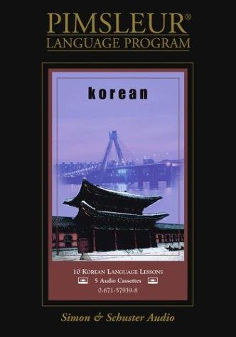 9780671579395: Korean