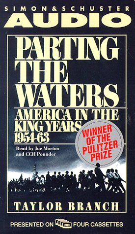 9780671580728: Parting the Waters: America in the King Years, Part I - 1954-63