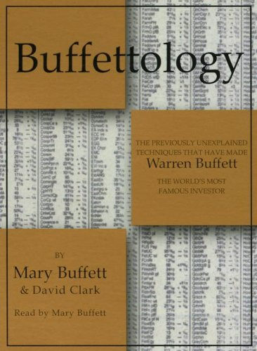 9780671581855: Buffettology