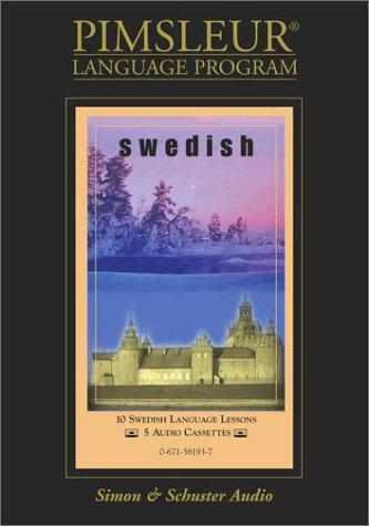 Swedish: Pimsleur