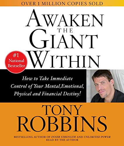 9780671582081: Awaken the Giant Within: How to Take Immediate Control of Your Mental, Emotional, Physical, & Financial Destiny