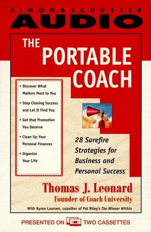 9780671582166: The Portable Coach
