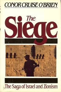 9780671600440: The Siege: The Saga of Israel and Zionism