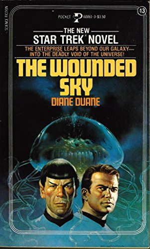 9780671600617: Wounded Sky