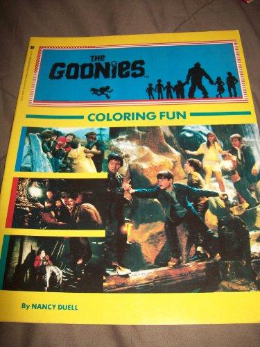 9780671601393: Goonies Coloring Fun