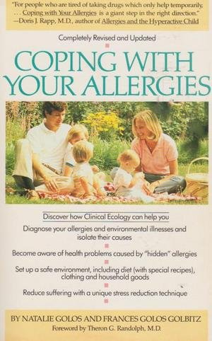 9780671601997: Coping With Your Allergies