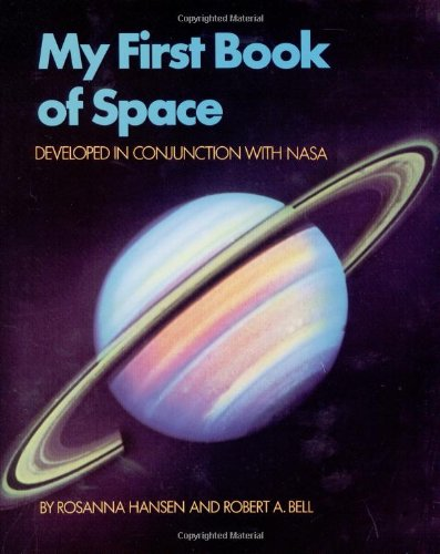 9780671602628: My First Book of Space: Developed in conjunction with NASA (Worlds of Wonder)