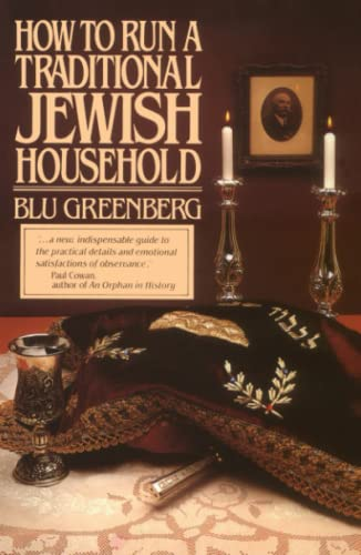 9780671602703: How to Run a Traditional Jewish Household