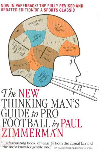 9780671602765: New Thinking Man's Guide to Professional Football
