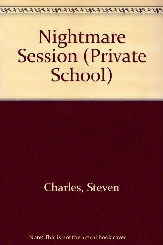 9780671603250: Nightmare Session (Private School)