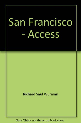 9780671603366: San Francisco - Access