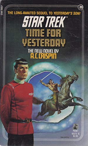 9780671603717: Time for Yesterday (Star Trek)