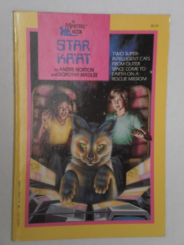 Star Ka'at (9780671603847) by Andre Norton; Dorothy Madlee