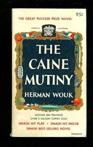 [signed] The Caine Mutiny