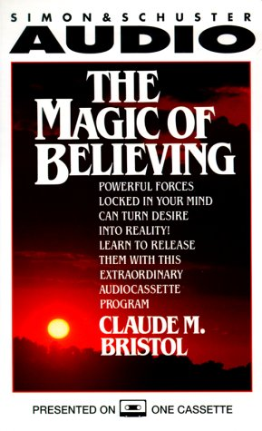 9780671605193: The Magic Of Believing