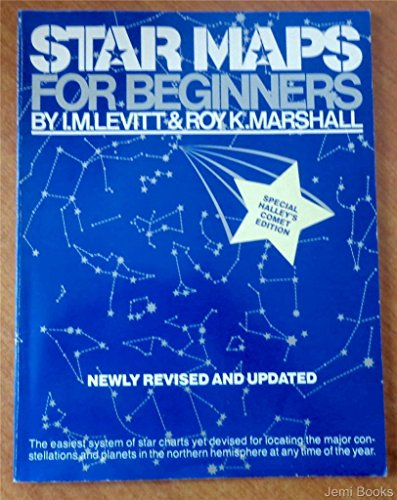 9780671605346: Star Maps for Beginners Newly Revised and Updated