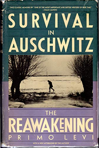 9780671605414: Survival in Auschwitz and the Reawakening: Two Memoirs