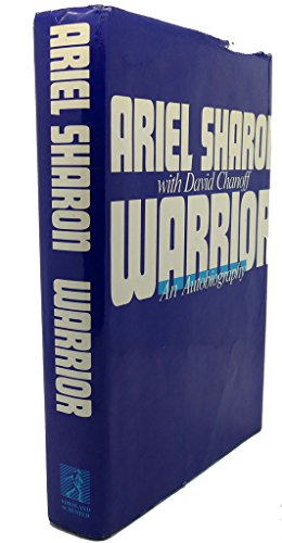 9780671605551: Warrior: The Autobiography of Ariel Sharon